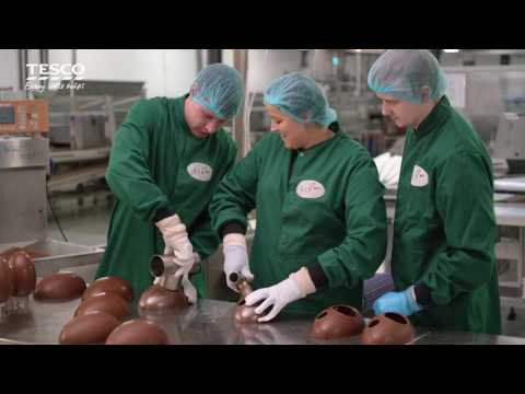 Tesco Food Love Stories | The Easter Egg Expert