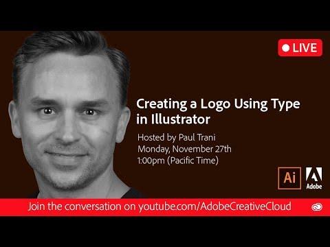 Creating a Logo Using Typography in Illustrator | Adobe Creative Cloud