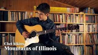 Frano - Mountains of Illinois (C. Atkins/P. Bergeson arr. T. Emmanuel)