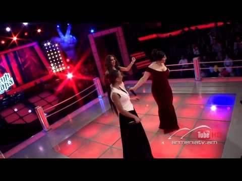 Karine Arustamyan vs Naira Asatryan,It's a Man's World - The