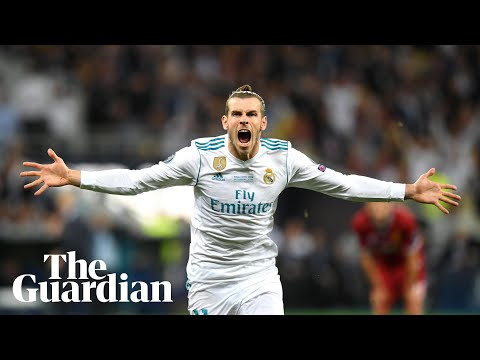 'It's a dream come true': Gareth Bale on his Champions League wonder goal