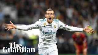 Video 'It's a dream come true': Gareth Bale on his Champions League wonder goal download MP3, 3GP, MP4, WEBM, AVI, FLV Juli 2018