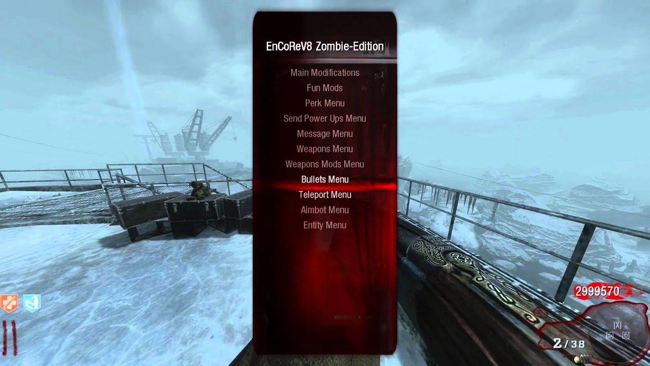 Release - Black Ops 1 Zombie EnCoReV8 - Zombie Edition GSC