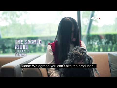 Meet the Sacred Riana and Riani  | Asia's Got Talent 2017