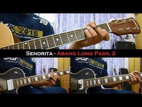 Syamsul Yusof, AC & Shuib - Senorita (Instrumental/Chord/Guitar Cover)