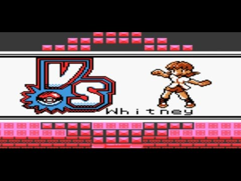Pokemon Prism - 18th Gym Leader - Whitney