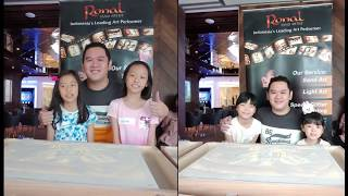 Jakarta Sand Painting Workshop by Ronal Sand Artist