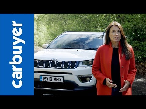 New 2018 Jeep Compass review - we drive rugged American Qashqai rival - Carbuyer