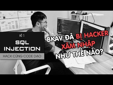 hack mật khẩu facebook với mã code javascript dò pass fb - Hack cùng Code Dạo - Kì 1: SQL Injection