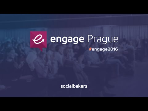 Jan Invites You to Join #Engage2016 in Prague! Social Media Minute
