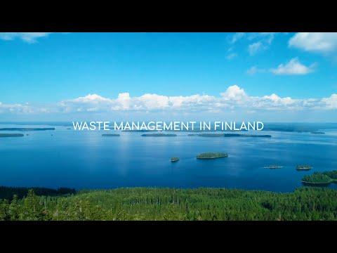 Waste management in Finland