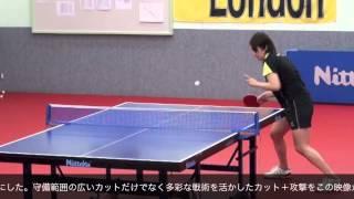 2014世界卓球では、DVD「女子卓球の真実」に出演した石川佳純、平野早矢...