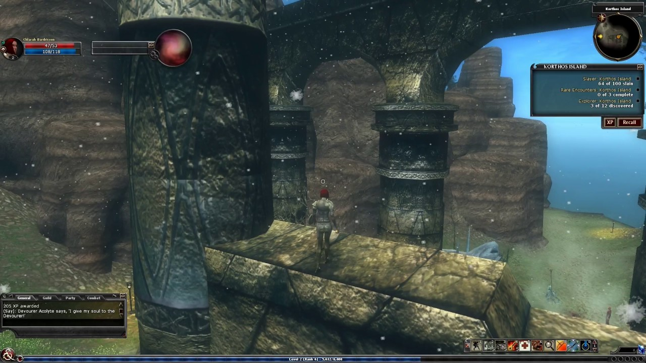 Dungeons And Dragons Online Korthos Island Exploits Youtube