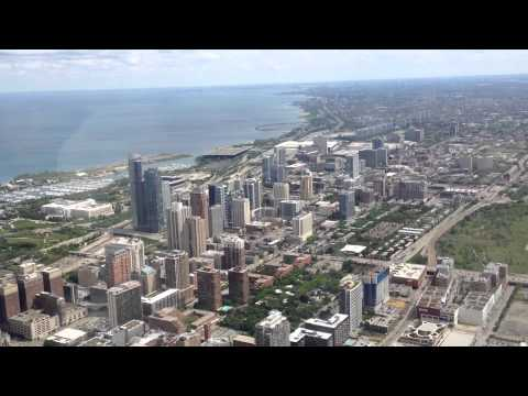 The Willis Tower (Sears Tower) - FULL TOUR (Downtown Chicago, Illinois)
