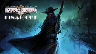 Кто вы, мистер Ван Хелсинг? (эпизод 1)