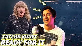 """Taylor Swift """"...Ready For It"""" Reputation Tour   Reaction"""
