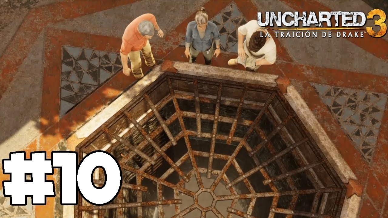 UNCHARTED 3: Investigación histórica #10 | TheCamejameja