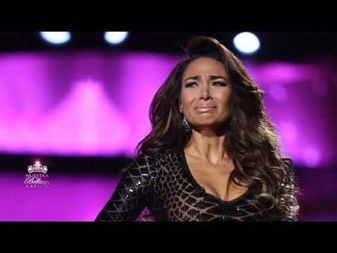 ¡Arrepentida! Lisandra pidió llorando que no la saquen del concurso