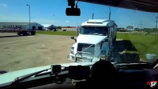 My Trucking Life - NORTH DAKOTA TRUCKING - #1436