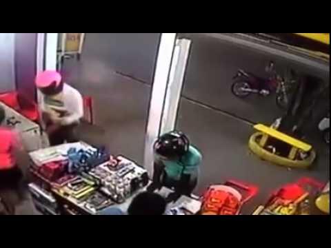 assalto em Santarém-pa