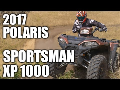 test ride 2017 polaris sportsman xp 1000 youtube. Black Bedroom Furniture Sets. Home Design Ideas