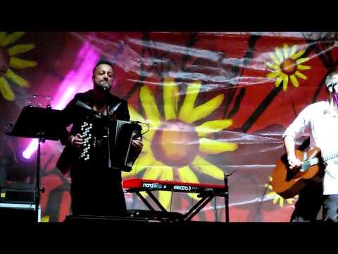 Czesław Mozil & Happysad  -  Zanim pójdę - live Jarocin Festiwal 2011 - HD