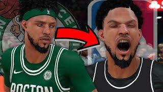 NBA 2K18 MyCAREER - ELI HARRIS COMES BACK! INSANE PARK DUNKS IN-GAME!!