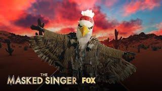 The Clues: Eagle | Season 2 Ep. 3 | THE MASKED SINGER
