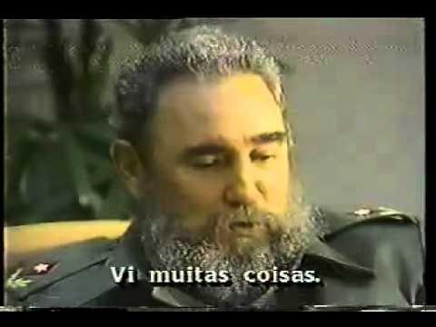 Entrevista de Fidel Castro à extinta TV Manchete (1986)