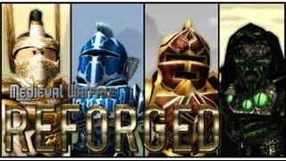 Roblox Medieval Warfare: Reforged: A true warrior-Kirito
