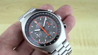 Omega Speedmaster Mark II Watch Review | aBlogtoWatch