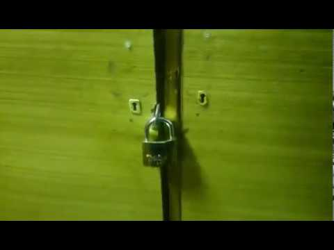 BEST lock in the WORLD !