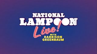 National Lampoon Live with Harrison Greenbaum: Season 1 Sizzle Reel