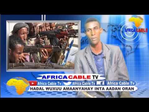 QODOBADA WARKA AFRICA CABLE TV BY MOHAMED IBRAHIM JIMCALE AMOORE 14 6 17