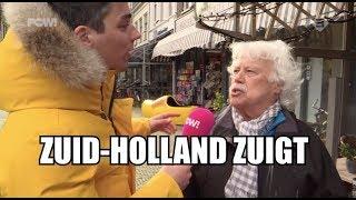 Zuid-Hollanders vinden hun provincie maar ruk