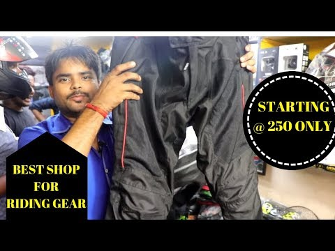 Best Place To Buy Riding Gear In Delhi | Born Creator