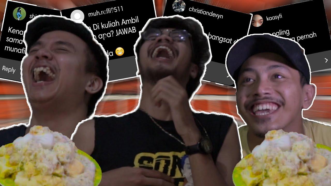MUKBANG DIMSUM TANPA AIR PUTIH !!   SOMUK #3