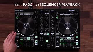 Roland DJ-202: Sequencer