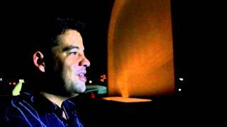 José Mauro Brant, ator, cantor e contador de histórias