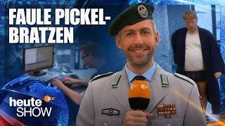 Sebastian Pufpaff leitet das Cyberkommando der Bundeswehr