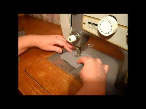 ЧТО означают буквы В Ш Н на швейной машинке? Швейная машина Чайка/ Подольск