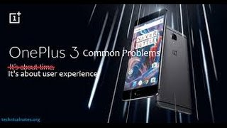 Watch: Problems with the OnePlus 3T and How to Fix Them | OnePlus 3T Common Problems and Fixes