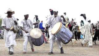 Sallah Festival Zaria Nigeria 2008