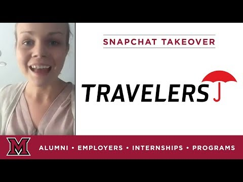 Rachel's Specialty Writing Internship for Travelers Insurance in Columbus, OH