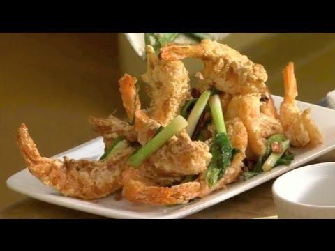 Crispy Salt & Pepper Shrimp