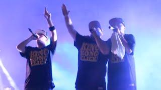 KING KONG CLICK - ME VOLVÍ LOCO (EN VIVO) | VANDAL FEST