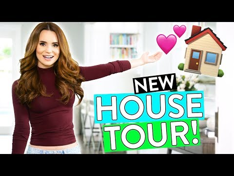 Download Youtube: NEW HOUSE TOUR!!