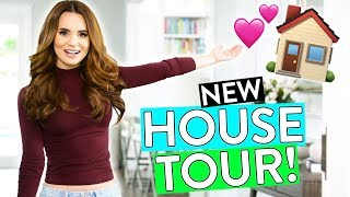 I am now settled into my new home and wanted to give a House Tour! ...