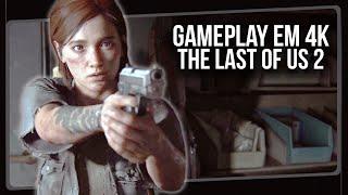 NOVO Gameplay em 4K de THE LAST OF US Part II - Trailer Oficial no State of Play da Naughty Dog!