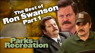 Best of Ron Swanson - Parks and Recreation streaming